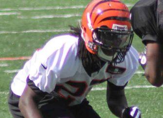 Bengals Cut Veteran Cornerback Dre Kirkpatrick