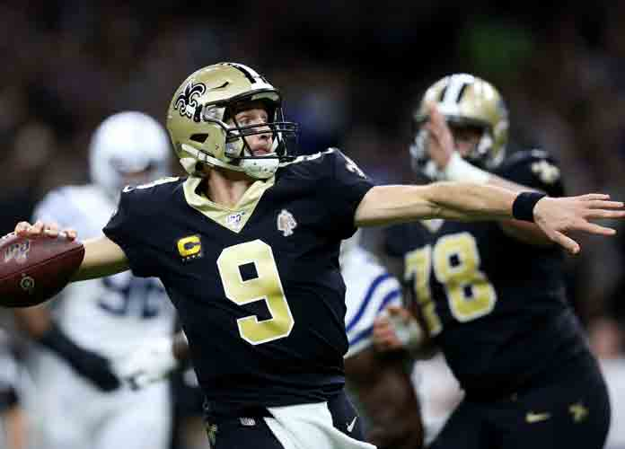 Dree Brees Pondering Retirement After Saints Eliminated