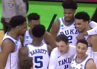 NCAA Tournament Round 2: Duke Outlasts UCF 77-76 In Thrilling Game, Texas Beats Xavier [VIDEO]