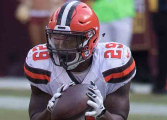 Browns Trade Duke Johnson To Texans