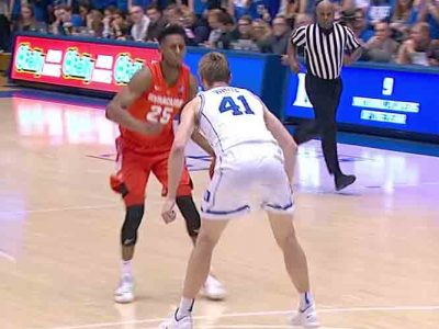 No. 1 Duke Basketball Falls To Unranked Syracuse 95-91 After Early Injuries [VIDEO]