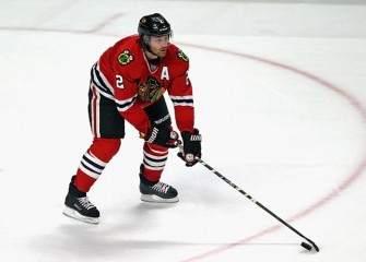 Blackhawks' Duncan Keith Won't Appeal Suspension, Apologizes To Charlie Coyle