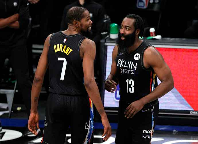 James Harden To Miss At Least 10 Days, Kevin Durant Returns To Nets Wednesday
