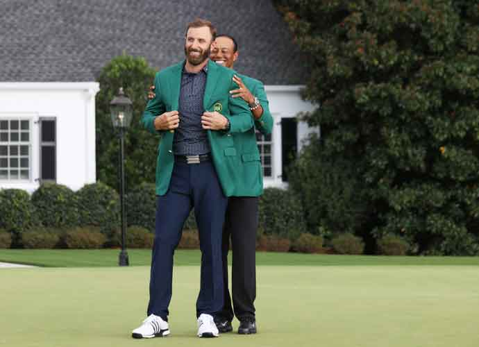 Dustin Johnson Continues His Dominance With First Master's Title