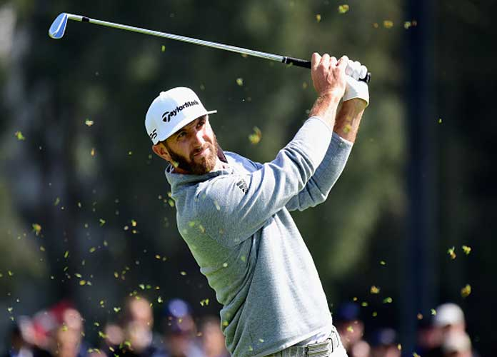 Dustin Johnson Moves To World No. 1 Ranking Spot With Five-Shot Win At Genesis Open
