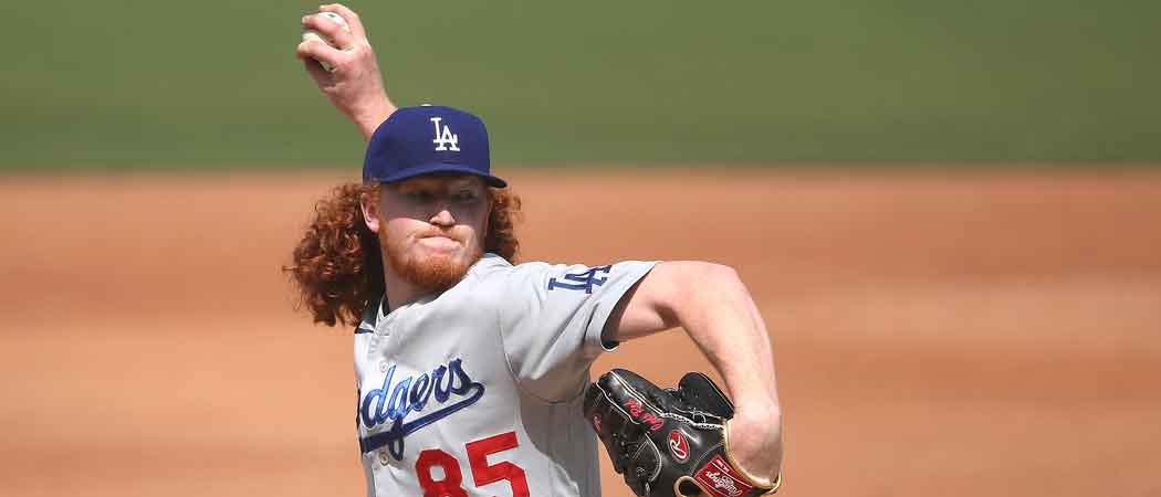 WATCH: Dodgers First Team To Clinch Playoff Berth