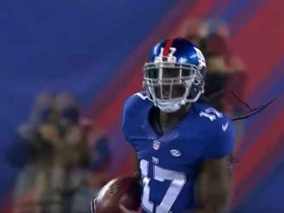 Ex-Giants WR Dwayne Harris Signs With Raiders In Free Agency