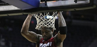 Dwyane Wade And Chris Bosh Combine For 58 In Heat Win Over Pacers