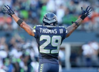 Wife of Earl Thomas, Nina Thomas, Was Arrested After Pointing A Gun At Her Husband During April Fight