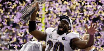 Baltimore Ravens Legend Ed Reed Retires