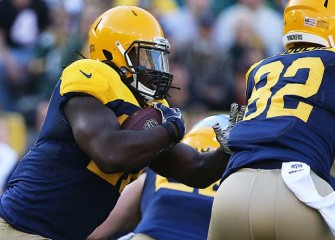 Packers' Eddie Lacy To Miss Several Weeks With Ankle Injury, Sam Shields Put On IR With Concussion