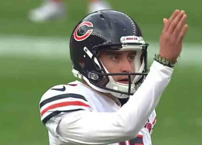 Rookie Bears Kicker Eddy Pineiro Steps Up For 53-Yard Field Goal In Last-Second Win Vs. Broncos [VIDEO]