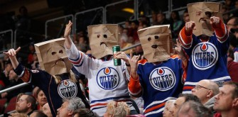 Are the Edmonton Oilers That Bad? The Paper Bags Say 'Yes'