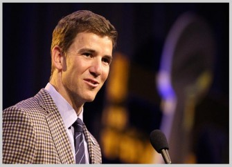 Eli Manning Explains Deadpan Reaction To Brother Peyton's Super Bowl Win