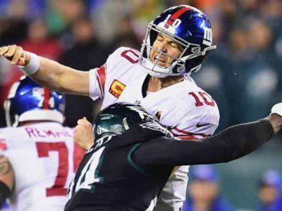Could This Sunday Be Eli Manning's Last Home Game Start?