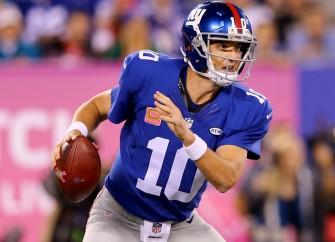 Eli Manning Shows No Reaction To Brother Peyton Winning Super Bowl 50