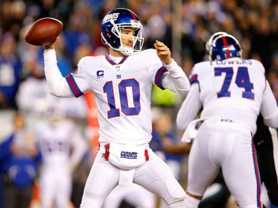 Eli Manning Is Benched For First Time In 13 Years, Geno Smith To Start For Giants Vs. Raiders, Twitter