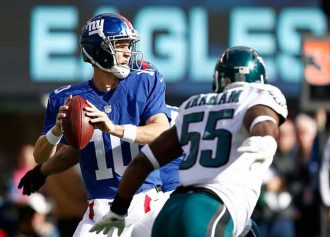 Giants' Last Shot At NFC East Division Comes Thursday Night Vs. Eagles: Time Start, Channel, Players To Watch