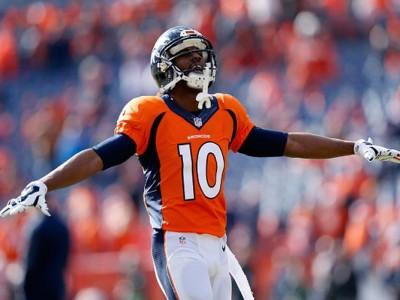Broncos' John Elway Explains Emmanuel Sanders' Trade To 49ers For Two 2020 Picks