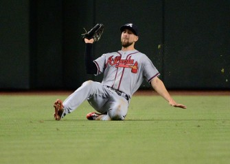 'Game Ender' Inciarte Denies Yoenis Cespedes Walk-Off HR In Braves' 4-3 Win Over Mets