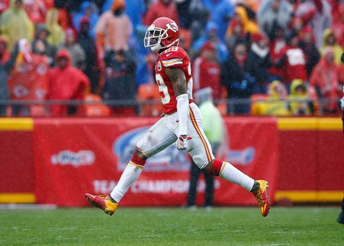 Chiefs Safety Eric Berry Out For Season With Ruptured Achilles After Win Vs. Patriots