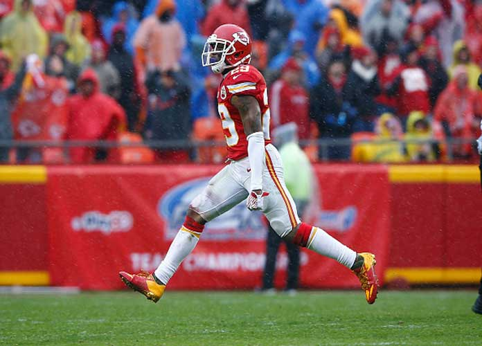 Chiefs Agree To Record $78M, Six-Year Deal With Safety Eric Berry, Set To Release RB Jamaal Charles