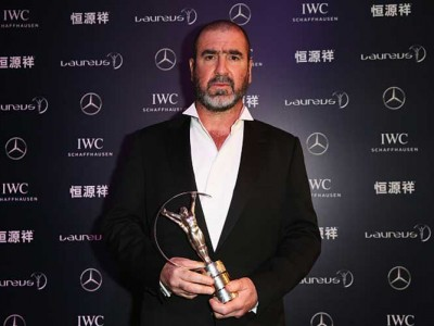 Watch: Ex-Manchester United Star Eric Cantona Posts Emotional Video Message After Terrorist Attack