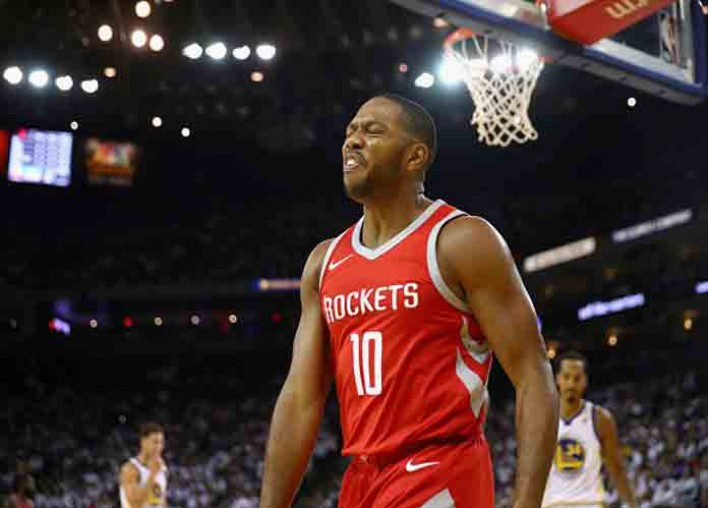 Eric Gordon, Rockets Top Kevin Durant, Warriors 127-105 In Game 2 To Tie Series [VIDEO]
