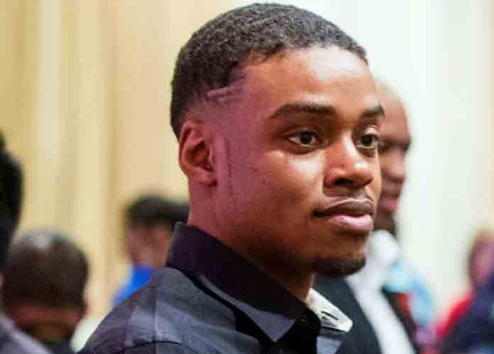 Welterweight Boxing Champ Errol Spence Jr. In ICU After Crashing His Ferrari In Dallas