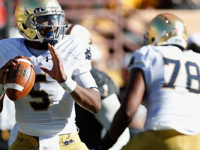 Former Notre Dame QB Everett Golson Officially Transferring To FSU