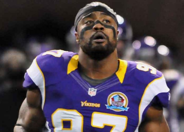 Minnesota Vikings DE Everson Griffen Hospitalized Following Mental Health Incident