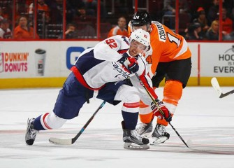 Evgeny Kuznetsov Scores Twice, Capitals Beat Flyers 4-1 For First Win Since Six-Day Break