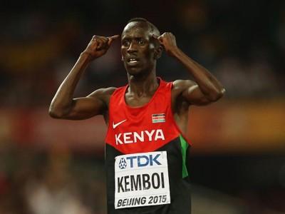 Bronze Medalist In 3000m Steeplechase, Ezekiel Kemboi, Disqualified