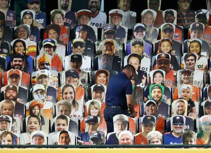 Fox Sports Will Add Virtual Fans To MLB Broadcasts