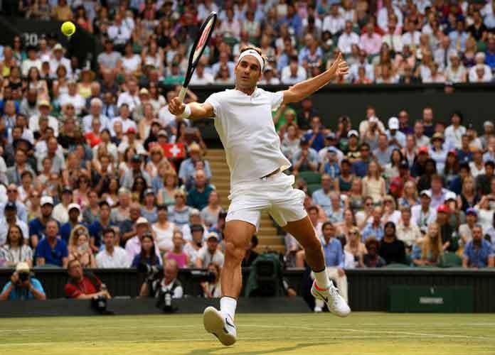 Wimbledon Day 4: Roger Federer Routs Dusan Lajovic, Karolina Pliskova Eliminated