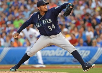 Felix Hernandez Tears Up In What Could Be His Last Game For Mariners