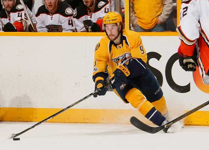 Predators Beat Avalanche 5-2 In Game 1 Of First-Round Playoffs [VIDEO]