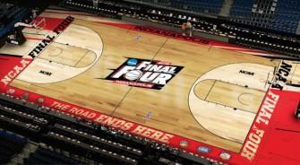 NCAA Tournament: Kentucky, Wisconsin, Duke, and Michigan State Final Four Bound