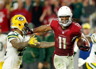 Cardinals WR Larry Fitzgerald Returning For 2017 Season
