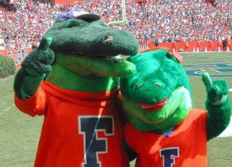 University Of Florida To Ban Its 'Gator Bait' Cheer
