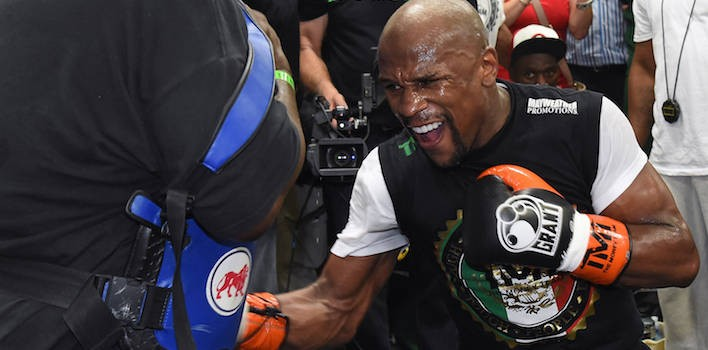 WBO Strips Floyd Mayweather Of Welterweight Title