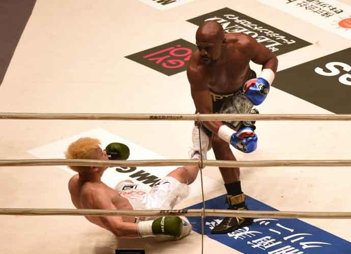 Floyd Mayweather To Fight Logan Paul June 5