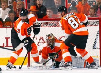 Philadelphia Flyers Edge Washington Capitals 4-3 In Overtime