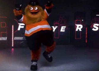 Philadelphia Flyers Unveil New Mascot 'Gritty,' Fans Go Wild On Twitter