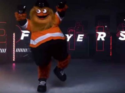 Philadelphia Flyers Unveil New Mascot 'Gritty,' Fans Go Wild On Twitter