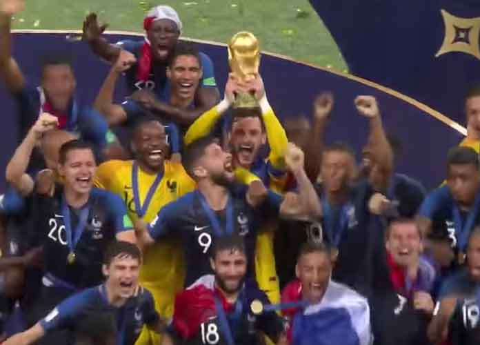 World Cup 2018 Final: Highlights From France's Win Over Croatia