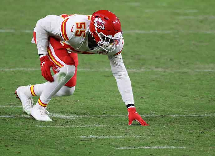 Chiefs Defensive End Frank Clark Arrested On Gun Charges