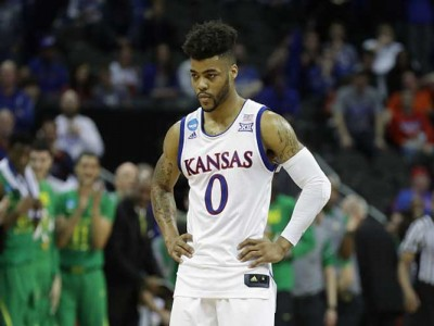 Watch: NBA Team At Draft Combine Asks Ex-Kansas Guard Frank Mason III How He Wants To Die