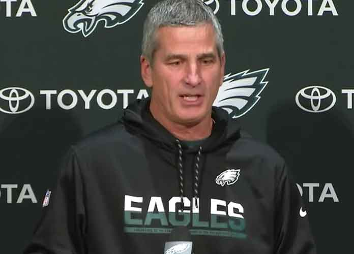 Colts Hire Eagles OC Frank Reich As Head Coach In Five-Year Deal