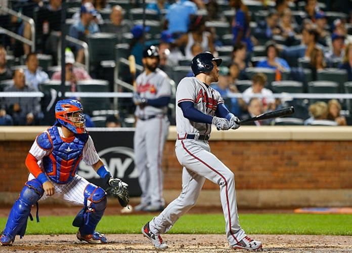 Freddie Freeman Homers, Extends Streak As Braves Rally From Down 6 To Top Phillies 7-6